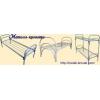 Металлические двухъярусные кровати для общежитий опт от производителя.