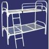 Металлические кровати оптом для общежитий, кровати двухъярусные для рабочих, кровати с деревянными спинками для пансионата