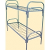 Армейские металлические кровати от производителя. железные кровати для рабочих. низкие цены