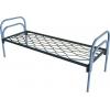 Двухъярусные металлические кровати для бытовок, строительных площадок, общежитий. Низкие цены. От производителя.