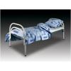 Кровати металлические для рабочих общежитий, гостиниц